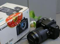 دوربین کانن 750d با لنــز 18-135 Canon Eos 750D در شیپور-عکس کوچک