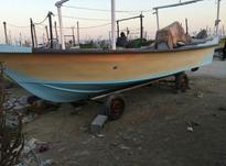 قایق 75تشت23فوت با تمامی وسایل آماده برا کار  در شیپور-عکس کوچک