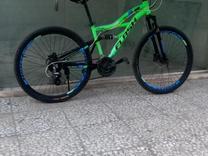 دوچرخه 27/5فلش دیسک روغنی در شیپور