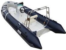 قایق تفریحی فرمونی سمس مدل RIB420 +موتور و یدک کش در شیپور