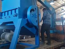 یک اسیاب پلاستیک دستگاه بازیافت لاک سبد خردکن ضایعات نایلون در شیپور