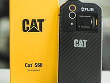 گوشی کت cat s60 در شیپور