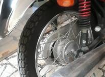 موتورسیکلت 125سی سی در شیپور-عکس کوچک