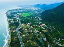 390 متر تنکابن ساحل طلایی پلاک اول دریا در شیپور-عکس کوچک