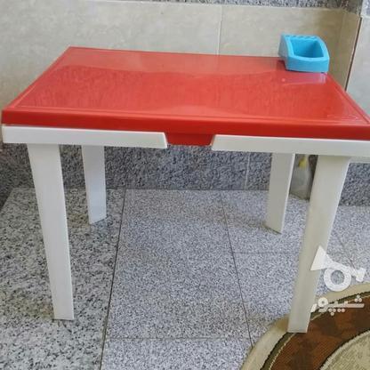 میز تحریر کودک 4 سال تا10سال در گروه خرید و فروش لوازم شخصی در آذربایجان غربی در شیپور-عکس3