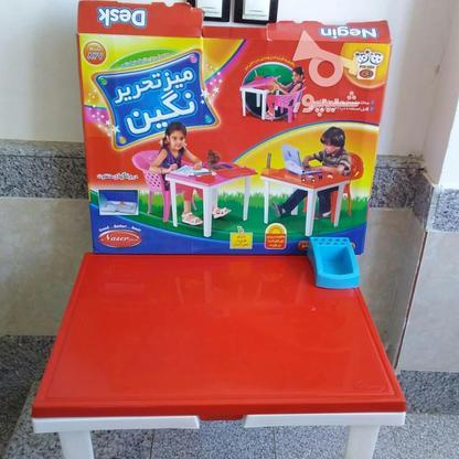 میز تحریر کودک 4 سال تا10سال در گروه خرید و فروش لوازم شخصی در آذربایجان غربی در شیپور-عکس1