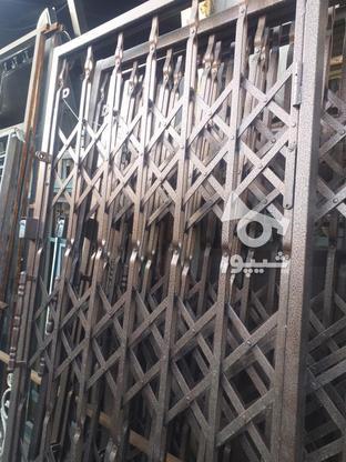 سازنده حفاظ اکاردیونی و ساده درب و پنجره  در گروه خرید و فروش خدمات و کسب و کار در البرز در شیپور-عکس5