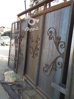 سازنده حفاظ اکاردیونی و ساده درب و پنجره  در گروه خرید و فروش خدمات و کسب و کار در البرز در شیپور-عکس7
