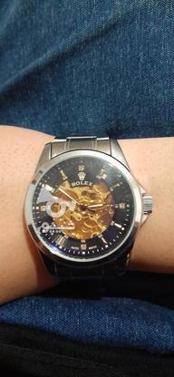 ساعت رولکس لاکچری در گروه خرید و فروش لوازم شخصی در کرمانشاه در شیپور-عکس1