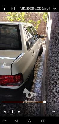 پراید سفید رنگ در گروه خرید و فروش وسایل نقلیه در مازندران در شیپور-عکس3