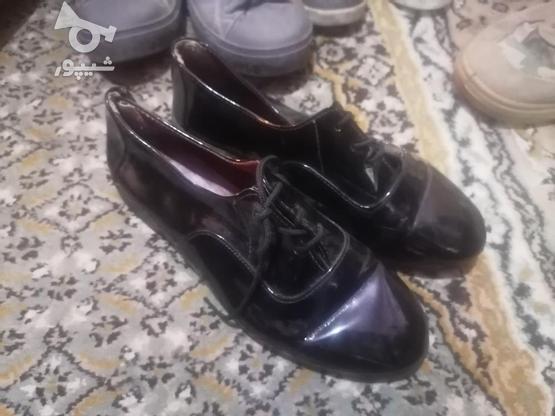 کفش زنانه اسپرت سالم تمیز در گروه خرید و فروش لوازم شخصی در گلستان در شیپور-عکس7