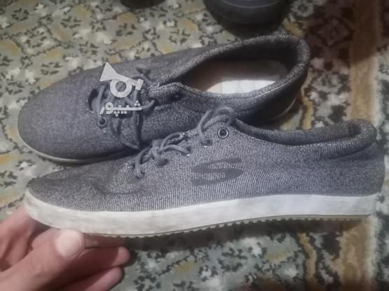 کفش زنانه اسپرت سالم تمیز در گروه خرید و فروش لوازم شخصی در گلستان در شیپور-عکس2