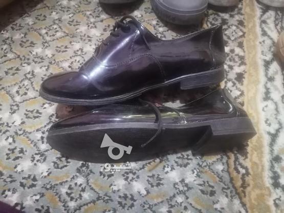 کفش زنانه اسپرت سالم تمیز در گروه خرید و فروش لوازم شخصی در گلستان در شیپور-عکس6