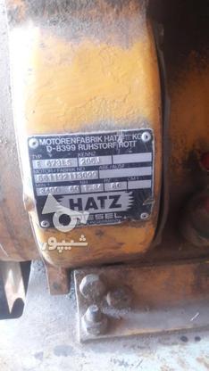 کمپکتور زمین کوب دیزلی موتور هاتز آلمان در گروه خرید و فروش صنعتی، اداری و تجاری در آذربایجان شرقی در شیپور-عکس2