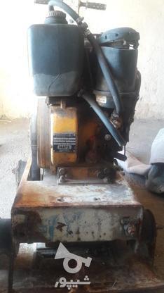 کمپکتور زمین کوب دیزلی موتور هاتز آلمان در گروه خرید و فروش صنعتی، اداری و تجاری در آذربایجان شرقی در شیپور-عکس4