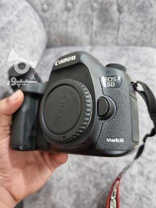 دوربین Canon 5D Mark3 در گروه خرید و فروش لوازم الکترونیکی در یزد در شیپور-عکس3