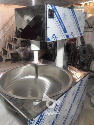 داغزن تمام استیل .سوهان پز استیل .قنادی در گروه خرید و فروش خدمات و کسب و کار در اصفهان در شیپور-عکس3