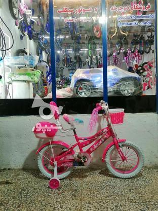 دوچرخه های دخترانه  روکس در گروه خرید و فروش خدمات و کسب و کار در مازندران در شیپور-عکس2