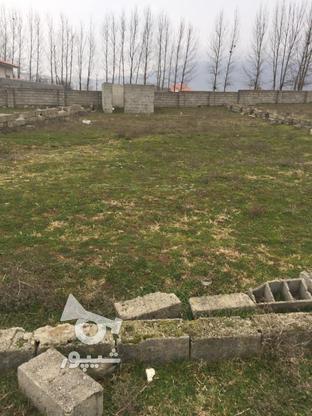 تعدادی زمین 400 متر واقع در کلاردشت لش سر در گروه خرید و فروش املاک در مازندران در شیپور-عکس2
