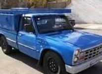 راننده  وانت با ماشین و بدون ماشین  در شیپور-عکس کوچک