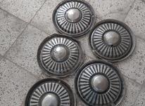 5عددقالپاق خورشیدی انگلیسی اصلی وفابریکی در شیپور-عکس کوچک