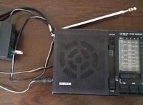 رادیو سونی قدیمی ژاپنی در شیپور-عکس کوچک