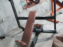 دستگاه پرس بالا سینه در شیپور