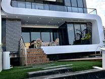 فروش ویلا تریبلکس تمام مبله رو به دریا نوساز مدرن استخر دار  در شیپور