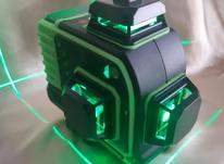 ترازلیزری تراز لیزری 4 خط 360 درجه نور سبز در شیپور-عکس کوچک