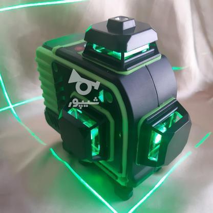 ترازلیزری تراز لیزری 4 خط 360 درجه نور سبز در گروه خرید و فروش صنعتی، اداری و تجاری در تهران در شیپور-عکس1