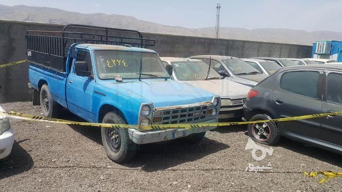 وانت نیسان فروش دولتی در گروه خرید و فروش وسایل نقلیه در خوزستان در شیپور-عکس3