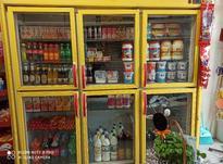 فروشنده در سوپرمارکت حسام عربخیل در شیپور-عکس کوچک