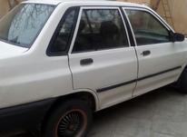 پراید سفید مدل 85بی رنگ رینگ اسپرت و.. در شیپور-عکس کوچک