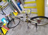 دوچرخه کمک فنر دار دنده ای در شیپور-عکس کوچک