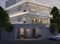 طراحی ویلا ارائه نقشه های اجرایی به همراه طراحی داخلی و نما در شیپور-عکس کوچک