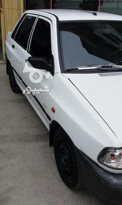 پراید  1386 سفید در گروه خرید و فروش وسایل نقلیه در مازندران در شیپور-عکس1
