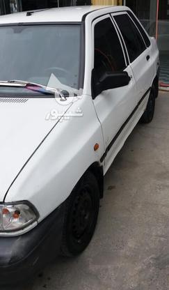پراید  1386 سفید در گروه خرید و فروش وسایل نقلیه در مازندران در شیپور-عکس2