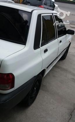 پراید  1386 سفید در گروه خرید و فروش وسایل نقلیه در مازندران در شیپور-عکس4