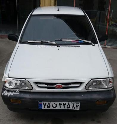 پراید  1386 سفید در گروه خرید و فروش وسایل نقلیه در مازندران در شیپور-عکس3