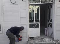 کارگر ساده برای کار در کاشیکاری در شیپور-عکس کوچک