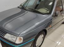 پژو 405، خاکستری 96 در شیپور-عکس کوچک