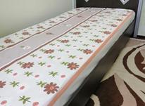 دوتا تخت یک نفره به همراه تشک جنس عالی در شیپور-عکس کوچک