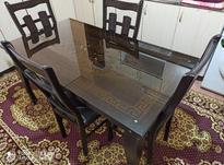 میز غذاخوری 6نفره در شیپور-عکس کوچک