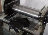 غلطک لاستیک سازی توپی 12 سالم درحال کار در شیپور-عکس کوچک
