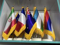 چاپ پرچم رومیزی و تشریفات/ تحویل یکروزه در شیپور