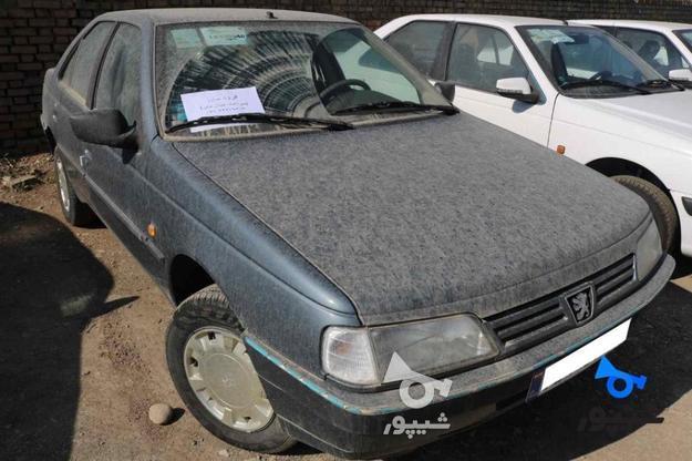پژو 405GLX 1399 خاکستری دوگانه سوز در گروه خرید و فروش وسایل نقلیه در تهران در شیپور-عکس1