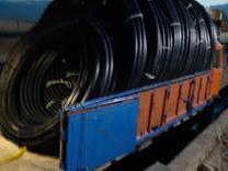 لوله پلی اتیلن 63 یا 2 اینچ در شیپور