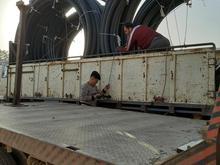 لوله پلی اتیلن 110 شش بار آبرسانی و تحت فشار در شیپور