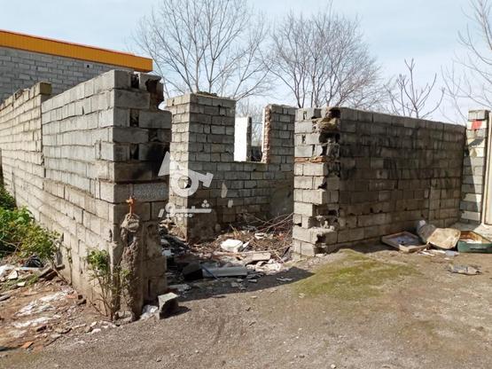 فروش زمین شهری 95 متری در گروه خرید و فروش املاک در مازندران در شیپور-عکس1