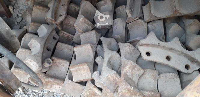 دنده اسپراکت انواع بولدوزر در گروه خرید و فروش خدمات و کسب و کار در خراسان رضوی در شیپور-عکس1